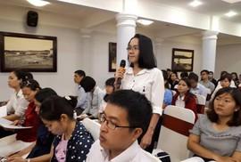 Sớm có hướng dẫn tham gia BHXH cho lao động nước ngoài