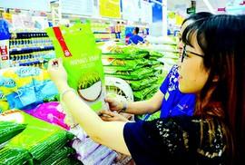 Gạo sạch ra thị trường