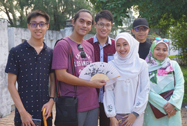 Hơn 300 sinh viên tham dự Ngày hội Văn hóa quốc tế tại Đà Nẵng
