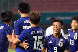 Indonesia, Malaysia dừng bước ở vòng 1/8 bóng đá nam ASIAD