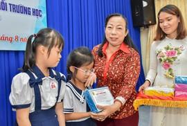 Tạo điều kiện cho con CNVC-LĐ đến trường