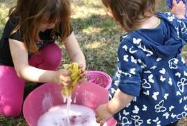 Đã đến lúc con bạn cần học cách tiết kiệm nước