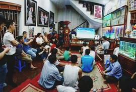 """Nhà Quang Hải, Tiến Dũng, Văn Toàn """"nóng bỏng"""" trước trận Olympic Việt Nam-Hàn Quốc"""
