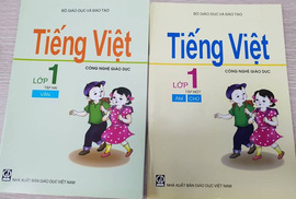 """Nhiều nội dung không phù hợp trong SGK """"Tiếng Việt Công nghệ Giáo dục"""""""