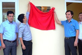 LĐLĐ tỉnh Quảng Bình: Xây nhà nội trú cho giáo viên vùng sâu