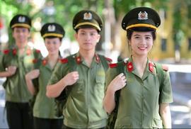 Học viện An ninh nhân dân muốn rà soát lại thí sinh trúng tuyển