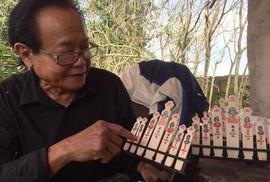 Những người muôn năm cũ: Người độc nhất làm xăm hường xứ Huế