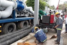 Vì sao đường Nguyễn Hữu Cảnh không ngập trong trận mưa ngày 8-9?