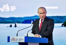 """Ông Putin nói về các """"nghi phạm đầu độc cựu điệp viên Nga"""""""