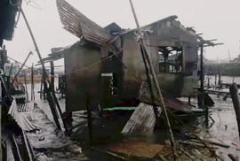 """Bão Mangkhut: Philippines tan hoang, 2 nhà máy hạt nhân Trung Quốc """"vào tầm ngắm"""""""