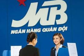 Vietcombank sẽ bán đấu giá 53,4 triệu cổ phiếu MB