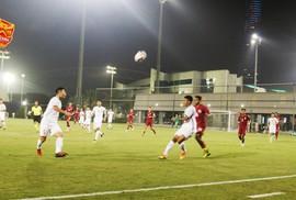 U19 Việt Nam thua đậm Qatar ở cúp tứ hùng
