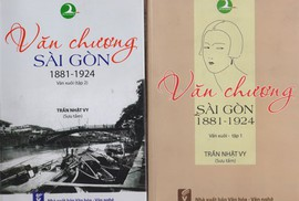 """Trần Nhật Vy """"đào xới"""" giá trị văn hóa Sài Gòn xưa"""