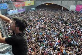 Những thảm kịch ở các lễ hội âm nhạc trên thế giới