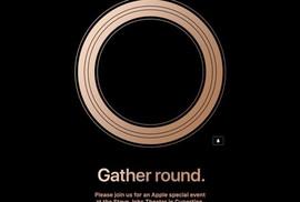 Vòng tròn bí ẩn trên thư mời sự kiện iPhone mới có ý nghĩa gì?