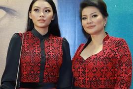 Kiều Trinh- Thanh Tú: Mẹ, con mê nghiệp diễn