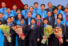 Bế mạc Đại hội XII Công đoàn Việt Nam