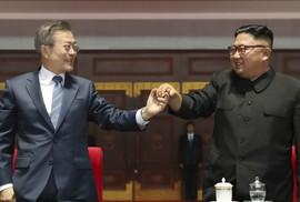 Canh bạc của tổng thống Hàn Quốc