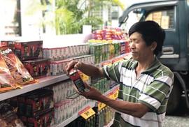 Công nhân được mua hàng với giá ưu đãi