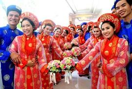 Đà Nẵng: Tổ chức lễ cưới tập thể cho đoàn viên khó khăn
