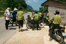 Quảng Bình: Hạt trưởng kiểm lâm bị đánh trọng thương ngay tại trụ sở