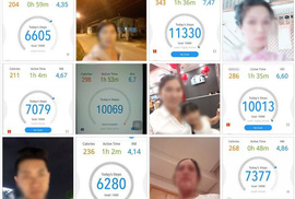 Ứng dụng 'đi bộ kiếm tiền' có dấu hiệu lừa đảo như Pincoin, iFan ở Việt Nam