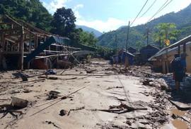 Thanh Hóa đề nghị Trung ương hỗ trợ 900 tỉ đồng khắc phục hậu quả mưa lũ