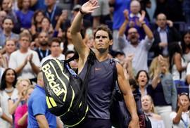 Nadal bỏ cuộc vì chấn thương, Del Potro vào chung kết với Djokovic