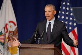Ông Obama tái xuất