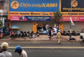 Nữ quản lý siêu thị Điện Máy Xanh bị bảo vệ đâm chết