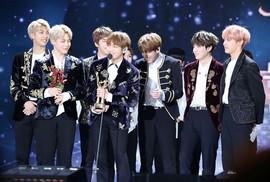 Nhóm nhạc Hàn Quốc BTS đầu bảng Billboard