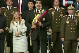 """Quan chức Mỹ từng """"bàn chuyện đảo chính với sĩ quan Venezuela"""""""