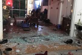 2 nhóm thanh niên nổ súng bắn nhau, 2 người bị thương