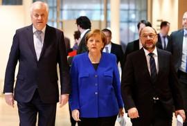 Merkel - Thời thế đã khác