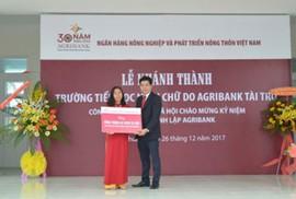Khánh thành Trường Tiểu học Ninh Chữ, Ninh Thuận: Niềm vui thầy và trò Ninh Chữ