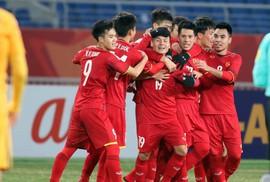 Lịch THTT: 18 giờ 30, U23 Việt Nam gặp U23 Iraq