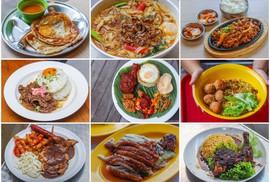 Khu ăn uống sang trọng khó tin của ĐHQG Singapore