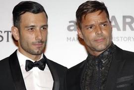 Nam ca sĩ Ricky Martin kết hôn nam nghệ sĩ Jwan Yosef