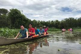 """Việt Nam hướng tới """"du lịch xanh"""""""