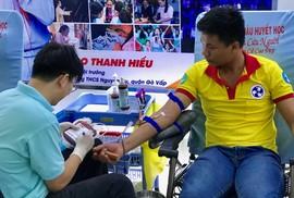 LĐLĐ TP HCM phát động CNVC-LĐ hiến máu tình nguyện
