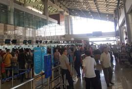 Hạn chế người đưa tiễn tại sân bay Nội Bài từ 15-1