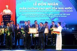 P&G Việt Nam được vinh danh doanh nghiệp FDI tiêu biểu