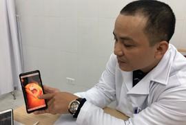 Ghép xương từ người hiến chết não cứu chân bệnh nhân bị u tế bào khổng lồ