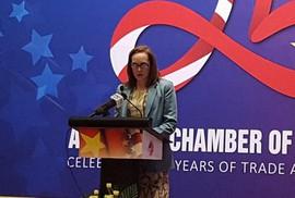 25 năm bình thường hoá quan hệ kinh tế Việt- Mỹ