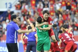 Clip: Loại Jordan 4-2 trên chấm 11 m, Việt Nam hiên ngang vào tứ kết