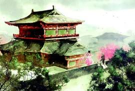 Khúc tình ca trên chùa Thiếu Lâm
