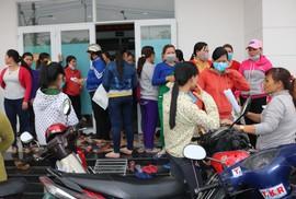 TP HCM: Tranh chấp lao động tập thể giảm