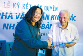 """Vĩnh biệt """"cây đa"""" văn học Trần Kim Trắc"""