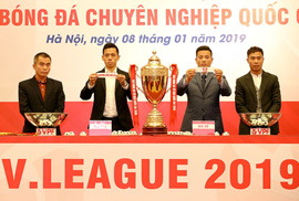 Nhiều đại chiến ở ngày khai màn V-League 2019