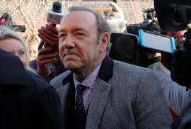 Kevin Spacey ra tòa, phủ nhận cáo buộc tấn công tình dục